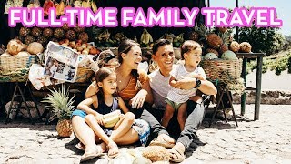 The Truth About Full-Time Family Travel!