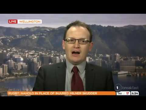 Sam Warburton on Breakfast about the roadtoll