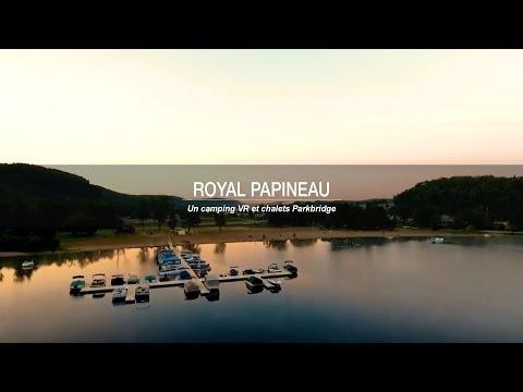 Royal Papineau   A Parkbridge Camping & RV Resort   Notre-Dame-de-la-Salette, Quebec