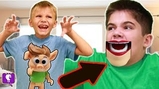 HobbyBear CONTROLS his Family for 24 hours! (GameTrixster Zapped our Toys!)