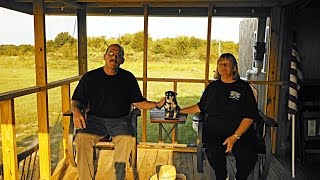 Our Off Grid Solar Cabin With Bill And Rosa  Live Q & A Ended
