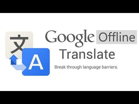 Cara Menggunakan Google Translate Secara Offline Atau Tanpa Koneksi Internet