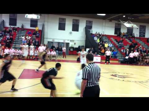 Winchester High School vs Woburn 2/7/13