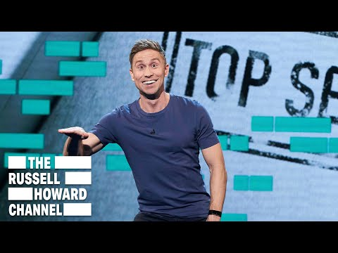 If You're an Anti-Vaxxer, You're an Idiot | The Russell Howard Hour