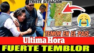 ➕ ULTIMA HORA HACE UNAS HORAS fuerte temblor en varias ciudades de Colombia - ALERTA NACIONAL