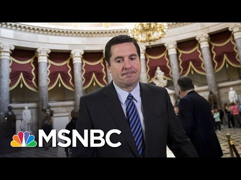 Devin Nunes' Presence At White House Before Revealing Surveillance Info Significant | MSNBC