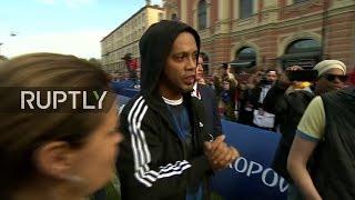 Ronaldinho ● Futsal Skills & Tricks  |HD|