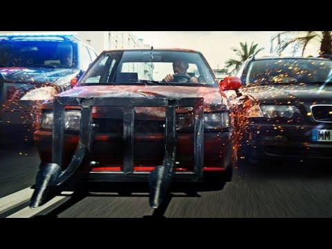 Download Lost Bullet (2020)   Insane Car Crash Scenes   1080p