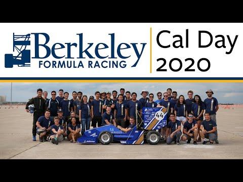 Berkeley Formula Racing Cal Day 2020