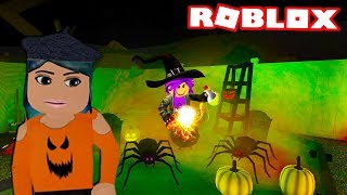 BABYSITTING A WITCH | Roblox | Bloxburg Roleplay