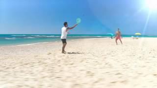 פרסומת למטקות טינג דונג דגן paddle ball