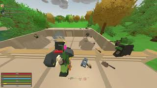 Roblox with Guns #8 Beef