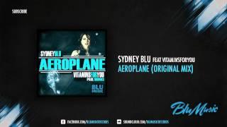 Sydney Blu, VitaminsForYou -  Aeroplane (Original Mix)