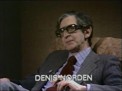 Denis Norden - Interview - Good Afternoon - 1975