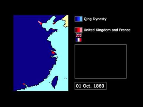 [Wars] The Second Opium War (1856-1860): Every Month