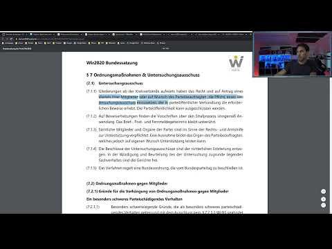 WIR2020 Bodo Schiffmann neue Partei | Wieviele Parteien gibt es in Deutschland?