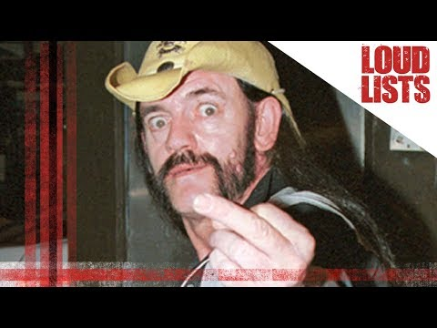 10 Unforgettable Lemmy Kilmister Moments