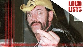 10 Unforgettable Lemmy Kilmister Moments Mp3