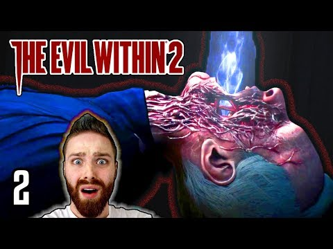 That's MESSED UP - The Evil Within 2 w/HUTTS [Episode 2]