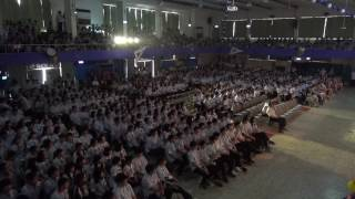 20170609_國立竹東高中106級畢業典禮_DV2_02氣氛引爆-熱舞