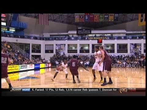 2010-11 Big West Basketball Highlight Reel