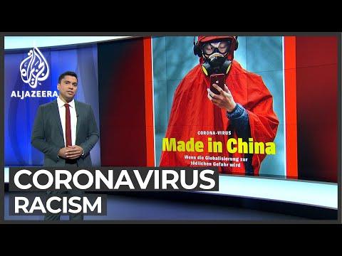The racist angle behind China coronavirus epidemic