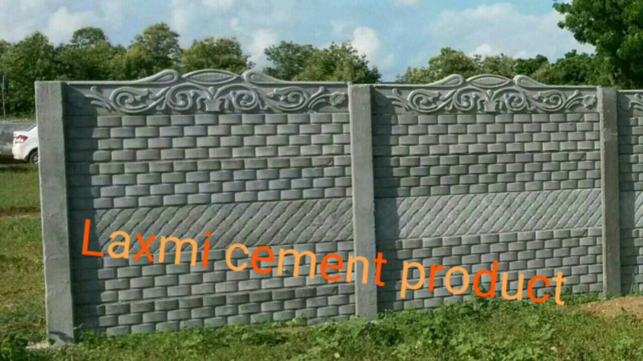 Pune Design Compound Wall Boundary Wall Youtube