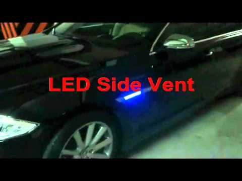 Led Products For Jaguar Xj Youtube