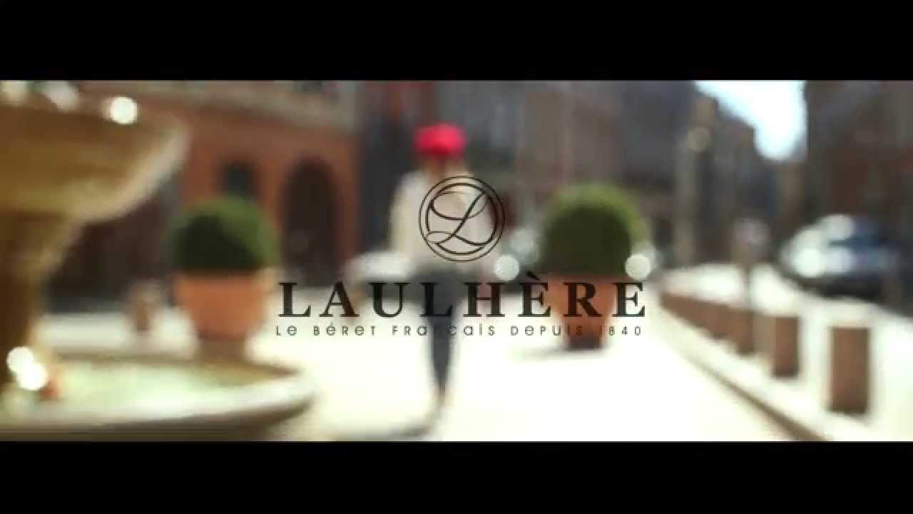 Laulhère Hats - The Making Of A Beret - YouTube d0bdee7d087