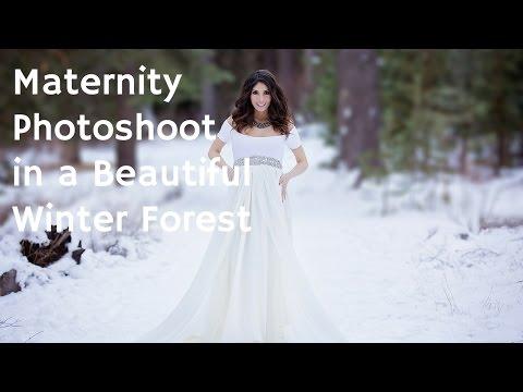 Winter Maternity Ography Breathtaking Pregnancy Shoot Sacramento Ographer