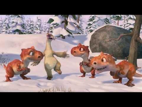 ледниковый динозавр картинки период