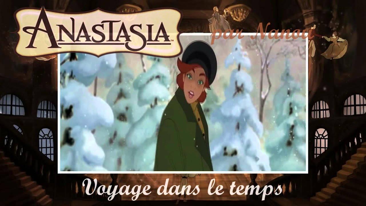 Cover by oonoo anastasia voyage dans le temps youtube - Anastasia voyage dans le temps ...
