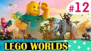 Полярные исследователи   LEGO Worlds с Крисом и Томо   12