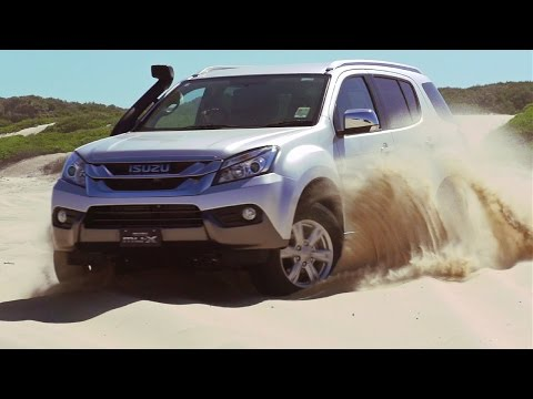 I-Venture Club – 4x4 Tip: How to drive on sand in your 4WD