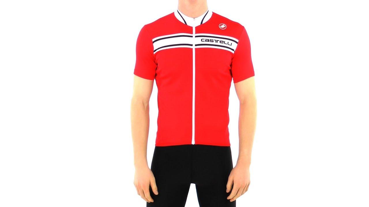 7e299bfc0 Castelli Men s Prologo 3 Cycling Jersey