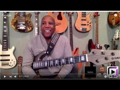 ArtistWorks Live: Talking Bass with Nathan East