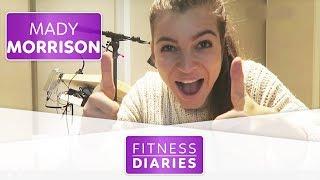 Ein Tag im Tonstudio | Mady Morrison | Folge 15 | Fitness Diaries