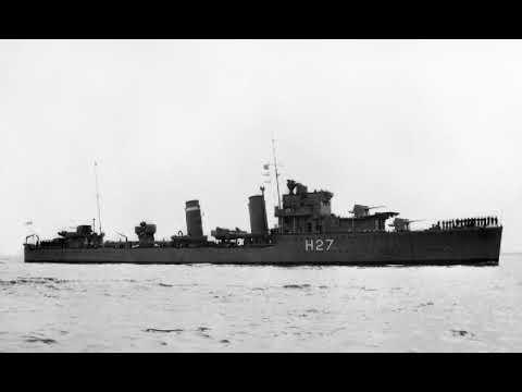 HMS Electra (H27)   Wikipedia audio article