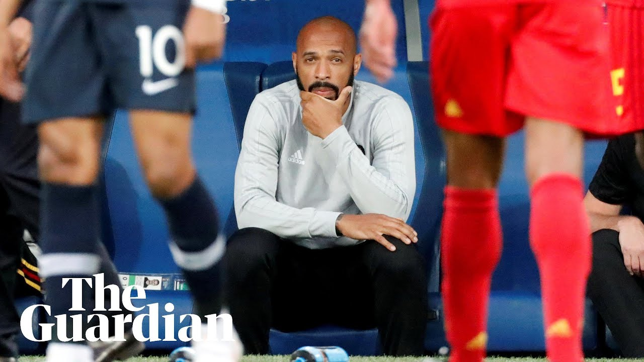 Back To The Start Thierry Henry Joins Monaco As Head Coach