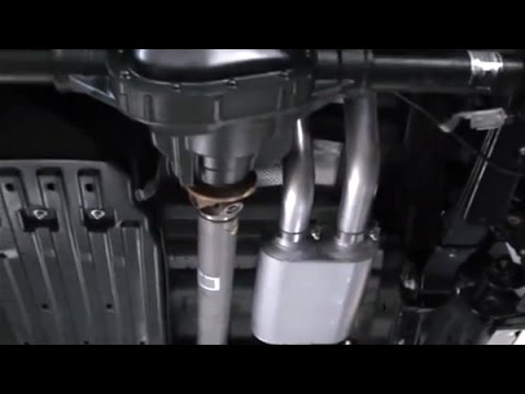 Flowmaster - Force II Exhaust System 2010 Ford F150 ...