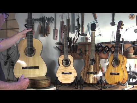 New Ukuleles Flamenco Guitar