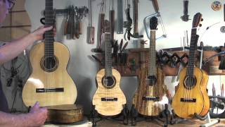 New Ukuleles Flamenco Guitar