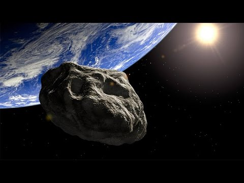 NASA Warns Massive Asteroid Is Heading Towards Earth Today