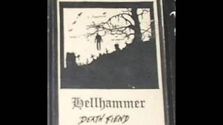 Hellhammer - Death Fiend (Demo) (1983) Full