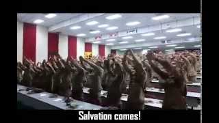 """Oorah! """"Days of Elijah"""" - Marines at Camp Pendleton"""