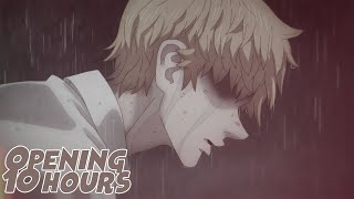 Tokyo Revengers Opening 10 hoขrs | Cry Baby