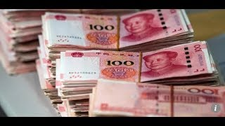 China's Foreign Exchange Reserves fall to $3 Trillion Dollars