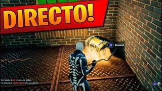 FORTNITE En DIRECTO Por PRIMERA Vez!!