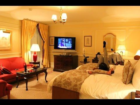 Hotel Tour: Mandarin Oriental Hyde Park London