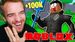 I have pulled ROBLOX and that's how it turned out...